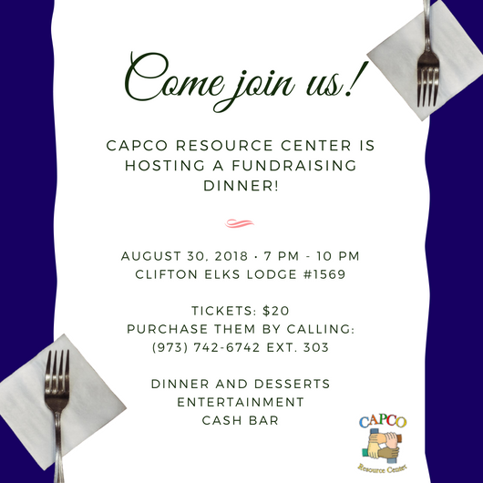 Dine Out with CAPCO Invite